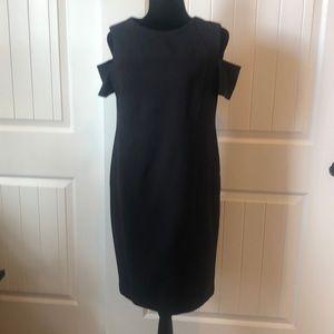 Chico's black dress